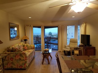 Photo for Pet friendly 1BR/1.5BA Ocean and Pool View!
