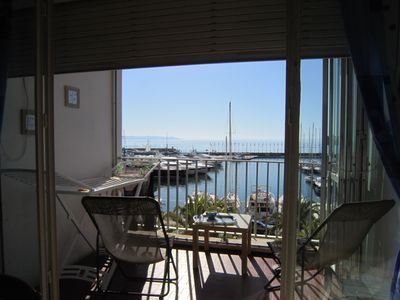 Photo for 1BR Apartment Vacation Rental in Hyères, Provence-Alpes-Côte-D'Azur
