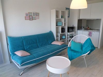 Photo for CHARMING APARTMENT ON THE PORT OF PERROS GUIREC