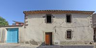 A beautifully restored ancient village house