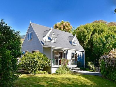 Photo for 2BR House Vacation Rental in Akaroa, Canterbury