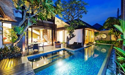 Photo for 2BR Chic Villa, Prime Location - Seminyak