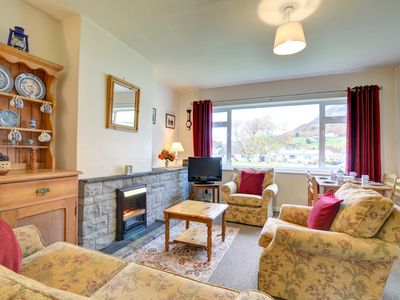 Photo for A well-equipped bungalow in an attractive village location, with pub, café and children's play ar