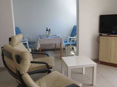 Photo for Apartment in the center of Petrovac with Internet, Air conditioning (740286)