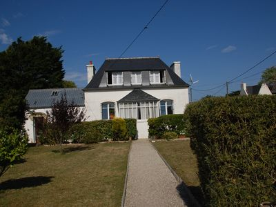 Photo for Character house in Santec - Roscoff two minutes walk from the sea.