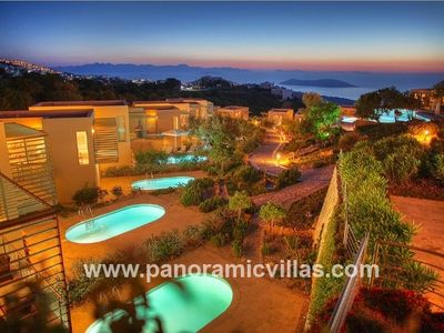 Photo for 3 bedroom Villa, sleeps 6 in Geriş with Pool, Air Con and WiFi