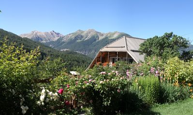 Photo for rent a Chalet comfort 10/11 pers in Les Orres, Classified 3 EPIS
