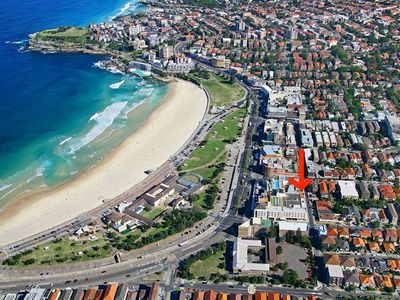 Photo for 1BR Apartment Vacation Rental in Bondi Beach, NSW