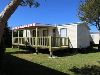 Photo for Camping Both of Orouet *** - Mobile home Nirvana 4 Rooms 6/8 People
