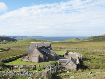 Photo for 3BR House Vacation Rental in Oldshoremore near Kinlochbervie