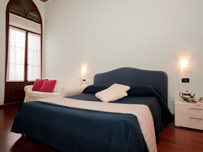 Photo for 7 Doge palace - luxurious Venetian apartment for 7 people