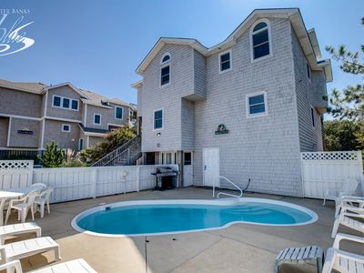 Photo for Pelican's Perch | 320 ft from the beach | Private Pool, Hot Tub