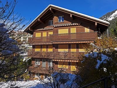 Photo for Wengen Apartment, Sleeps 4 with WiFi