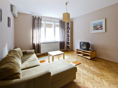 Photo for Cosy apartment in the center of Zagreb