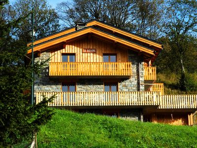 Photo for Chalet 12 pers. at the foot of the slopes - Chalet 6 Rooms 12 people