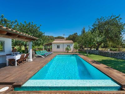 Photo for Can Cama Rotja - This Villa includes a private pool, WI-FI & close to amenities