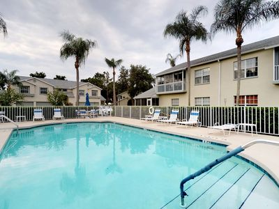 Photo for NEW LISTING! Beautiful condo with a shared pool and free WiFi!
