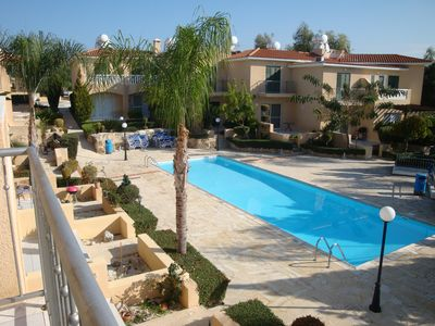 Photo for Polis Villa with Wi Fi and large garden and large communal pool.