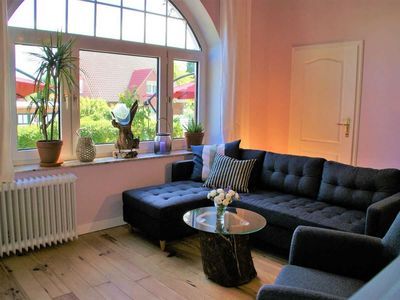 Photo for Fewo Violet Blue - Apartments in the Rose Villa in Stark in Kappeln