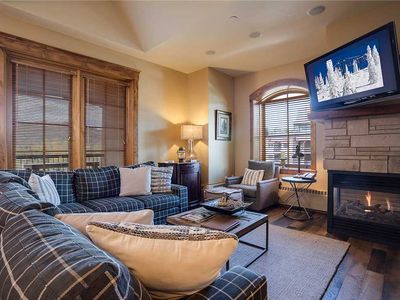 Photo for HM5D by Mountain Resorts: A/C + Lavish Furnishing + Indoor/Outdoor Pool + Hot Tub
