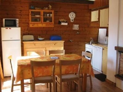 Photo for Nice holiday flat for 4 to 6 people (7 with supplement) winter and summer