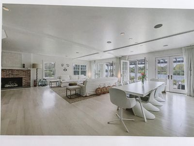 Photo for Modern & Bright Southampton Home in Estate Section