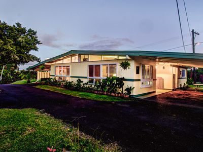 Photo for NOW &  ZEN !! Downtown Hilo Next to Reeds Island !
