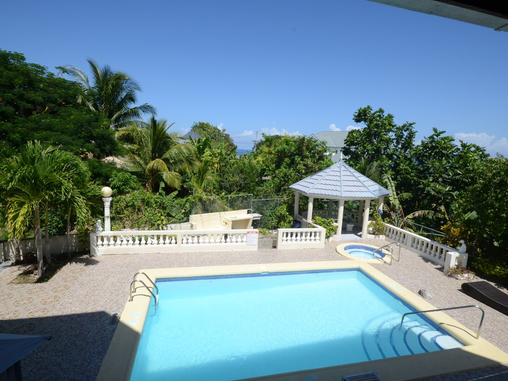 Ocho Rios Villa Rental   Pool