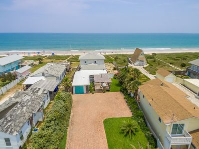Serenity by the Seashore Home with front deck and plenty of parking