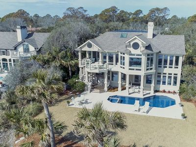 Photo for Amazing Ocean Front Paradise -  Private Beach Access, Private Pool, Spectacular Views Await You!