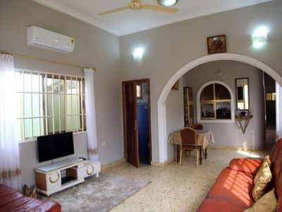 CLEAN, COZY AND HOMELY 2 BEDROOM MODERN HOUSE