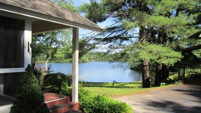 Photo for Lakefront Property with Spectacular Waterfront View