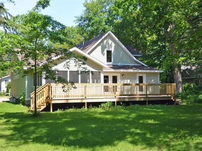 Photo for Annascaul Cottage 5 BR 3 BA house in Union Pier - hot tub, short walk to beach!