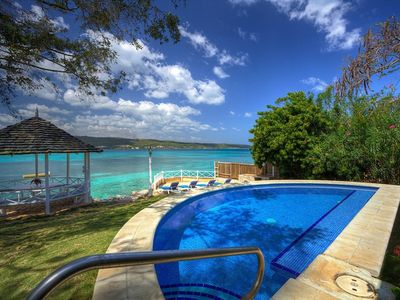 Photo for Luxury 4 Bed Cottage in Discovery Bay, Jamaica - Fully Staffed