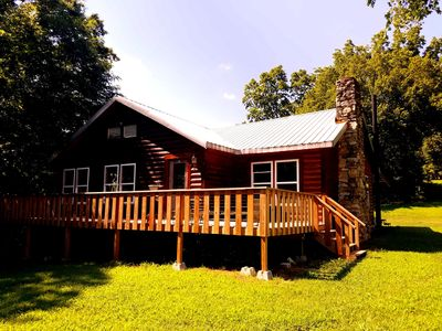 Cabin 7 front view