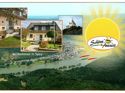 """Photo for """"Beautiful time out"""" in SPAY - Romantic Middle Rhine Valley + UNESCO World Heritage Site"""