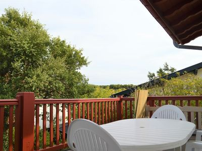 "Photo for Apartment in villa ""AIRE ONA"" between lake and ocean for 5 people"