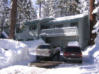 Photo for Roomy 5 BR/3 BA Great Location Tahoe City Home