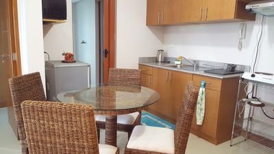 2 Bedroom in Mactan with Pool & Sea View