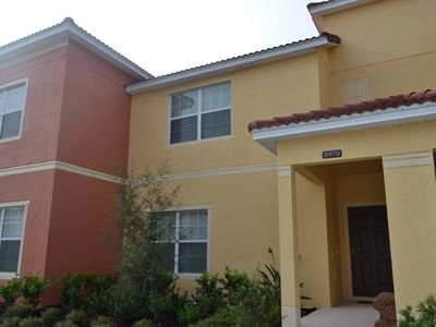 Photo for Beautiful 4 bed 3 bath townhome at Paradise Palms Resort