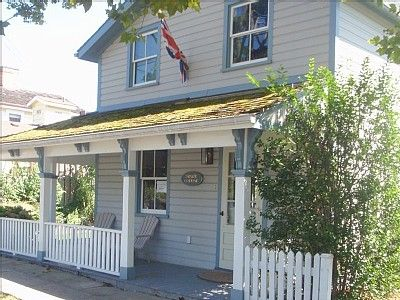 Photo for The Swayze Cottage: HISTORIC COTTAGE JUST STEPS AWAY FROM THE MAIN STREET