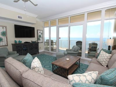 Photo for Phoenix Gulf Shores 702- New Gulf Front Unit with Luxurious Interior!