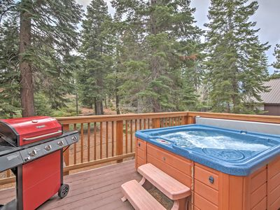 Photo for Central S. Lake Tahoe House w/Hot Tub & Game Room