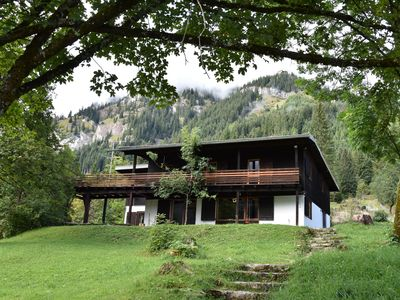 Photo for Detached vacation house with view upon the valley, sunny location
