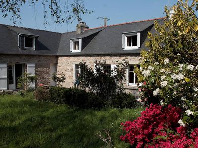 Photo for Holiday House Brittany Finistère Sud. Capacity 8 persons.