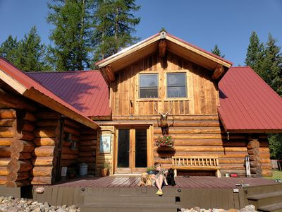 Photo for Tranquil Montana Cabins on 10 acres