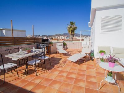 Photo for Astonishing Apartment with Sun Terrace (C43)