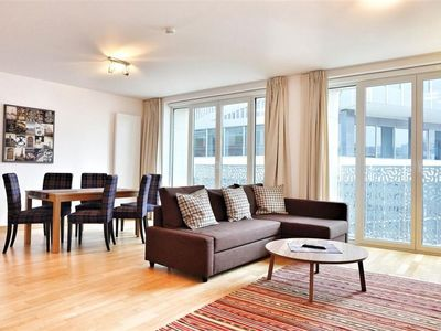 Photo for Spacious Opera 402 apartment in Brussels Centre with WiFi, balcony & lift.