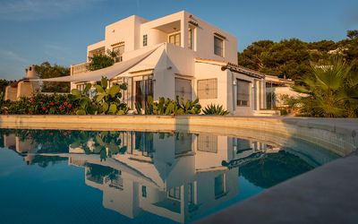 Photo for Sea view, beautiful house in Cape Negret with pool and Mexican garden