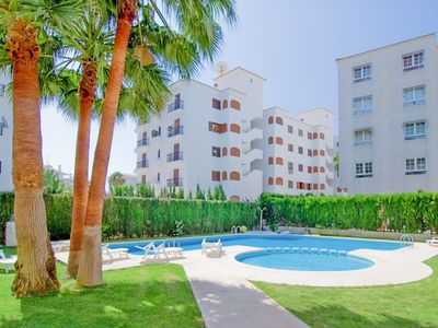 Photo for Pedraza Beautifull apartment for holiday rent in Albir, near the beach.